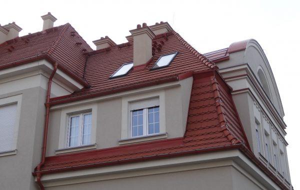 Budynek usługowo-biurowo-mieszkalny