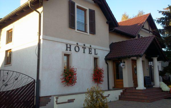 Hotel i restauracja Gościniec Sucholeski