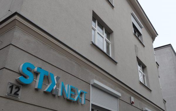 Siedziba firmy STX NEXT