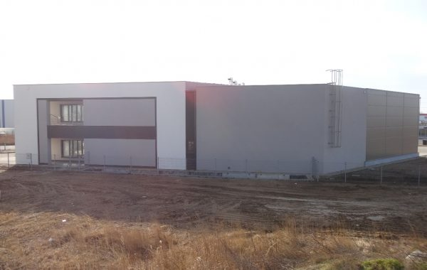 budynek biurowo-handlowo-magazynowy BEA BELEZA